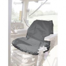 S71719 Tractor Seat Cover Low Back Grey