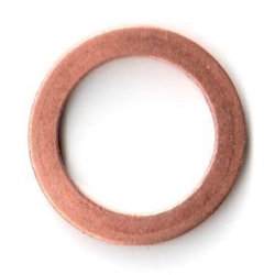 Metric Copper Washer I/D: 16mm