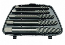 SE05 Teng 5 Piece Screw Extractor Set