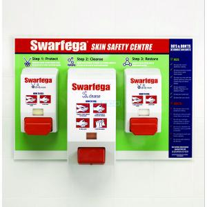 SSC1EACH SWARFEGA 3-STEP SKIN SAFETY CENTRE