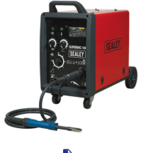 SUPERMIG180B Sealey 180 Amp Mig Welder