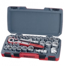 Teng T1230 30 Piece 1/2inch Drive Socket Set