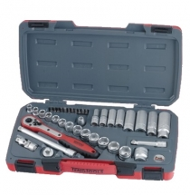 Teng T3834 34 Piece 3/8inch Drive Socket Set