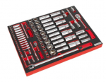 TBTP01 Tool Tray Socket Set 79pc