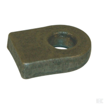 Weld On Gate Eye Flat 3/4inch