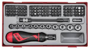 Teng TTMDR84 84 Piece Bits & Socket Set