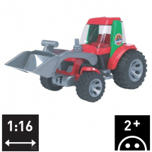 U20102 Roadmax Tractor with front Loader
