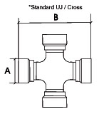 Universal Joint standard type