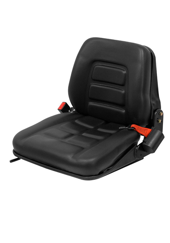 United Seats GS12 PVC C/w Switch Black