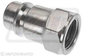 VFL1013 - Quick Release Coupling Male 1/2 BSP