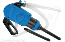 VLB3075 AdBlue Plastic Barrel Pump For 210 Litre