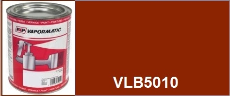 VLB5010 Case International Harvester Case Tractor red paint - 1 Litre