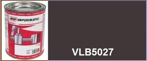 VLB5027 Massey Ferguson tractor charcoal grey paint - 1 Litre
