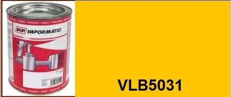 Massey Ferguson tractor industrial yellow paint - 1 Litre