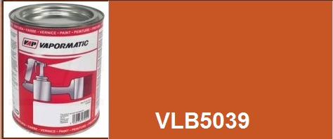 VLB5039 Claas tractor red paint - 1 Litre
