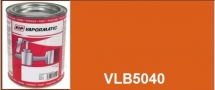 VLB5040 Howard Orange Machinery Paint - 1 litre