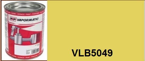 VLB5049 Ford New Holland tractor yellow paint - 1 Litre