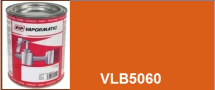 VLB5060 Abbey Orange Machinery Paint - 1 Litre