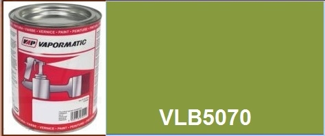 VLB5070 Dowdeswell green paint - 1 Litre