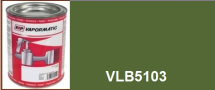 VLB5103 Amazone Green Machinery paint - 1 Litre