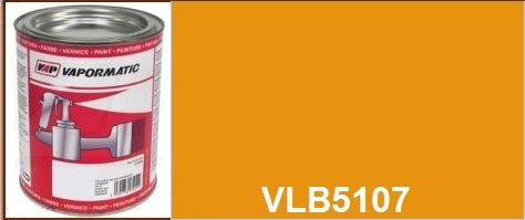 VLB5107 Renault tractor yellow paint - 1 Litre