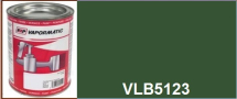 VLB5123 Fraser Green Machinery paint - 1 Litre
