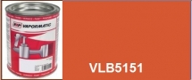 VLB5151 Allis Chalmers P Tractor Orange paint - 1 Litre