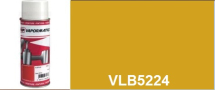 VLB5224 McConnel Yellow Machinery paint 400ml