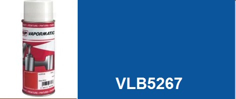 Ford tractor blue paint - Aerosol - 400ml