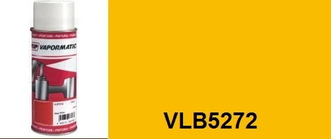 VLB5272 JCB machinery Industrial yellow paint - Aerosol - 400ml