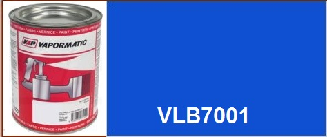 VLB7001 Ford tractor new blue paint - 1 Litre