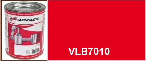 VLB7010 Kubota tractor red paint - 1 Litre