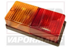 VLC2054 Tail lamp unit - rectangular