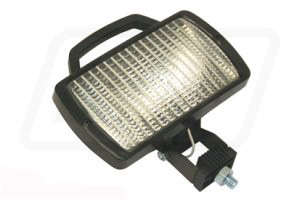 VLC2126 Worklamp - rectangular 12v 55w