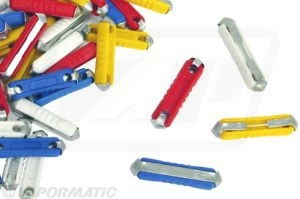 Ceramic fuse selection pack