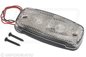 LED Marker Lamp - Clear