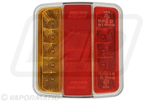 VLC2364 LED Rear Combination light 12/24v