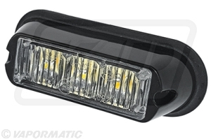 VLC2373 LED Warning Light 10-30v