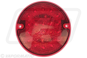 VLC2375 LED Burger Fog Light 10-30v