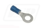 Blue ring terminal 6mm (pack of10)