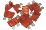 Blade fuse 10Amps (pack of 10)