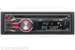 DAB Radio/CD Player/USB  JVC