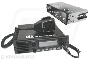 CB radio - Hands free