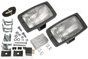 VLC6021 Compact Work Lamp Kit 12v 55w