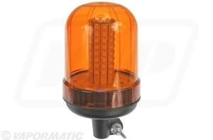 VLC6121 LED Beacon with flexi long pole mount 12/24v