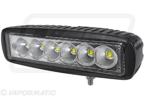 Low profile LED Worklight 1350 1350lm 12-24V