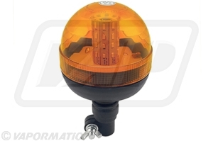 VLC6142 LED Beacon Flexi-Pole Mounted 12/24v