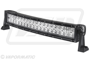 LED Light Bar Curved 8800LM
