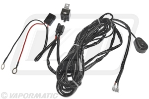 LED Light bar installation wiring kit