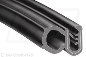 VLD1232 Solid/expanded EPDM rubber (10m per roll)